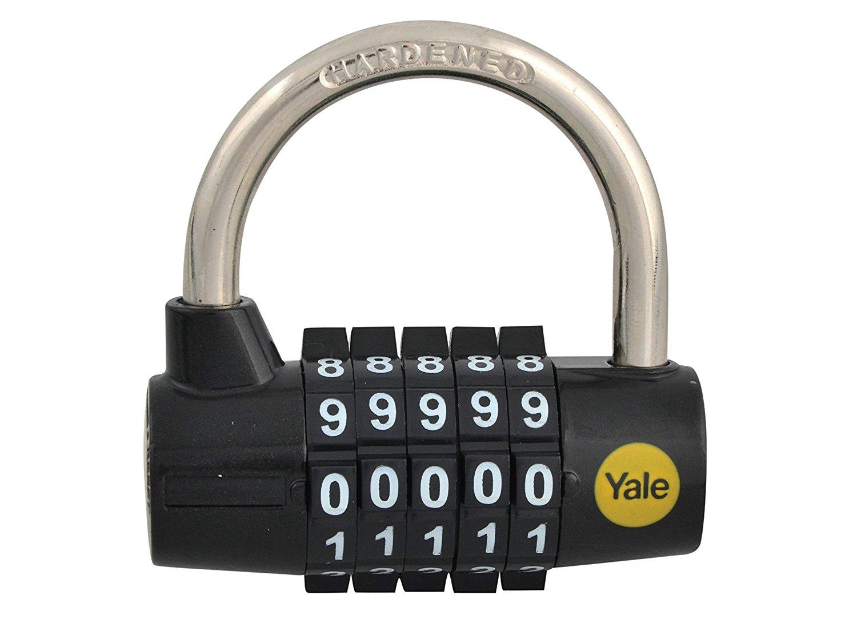 Y160 Combination Padlock