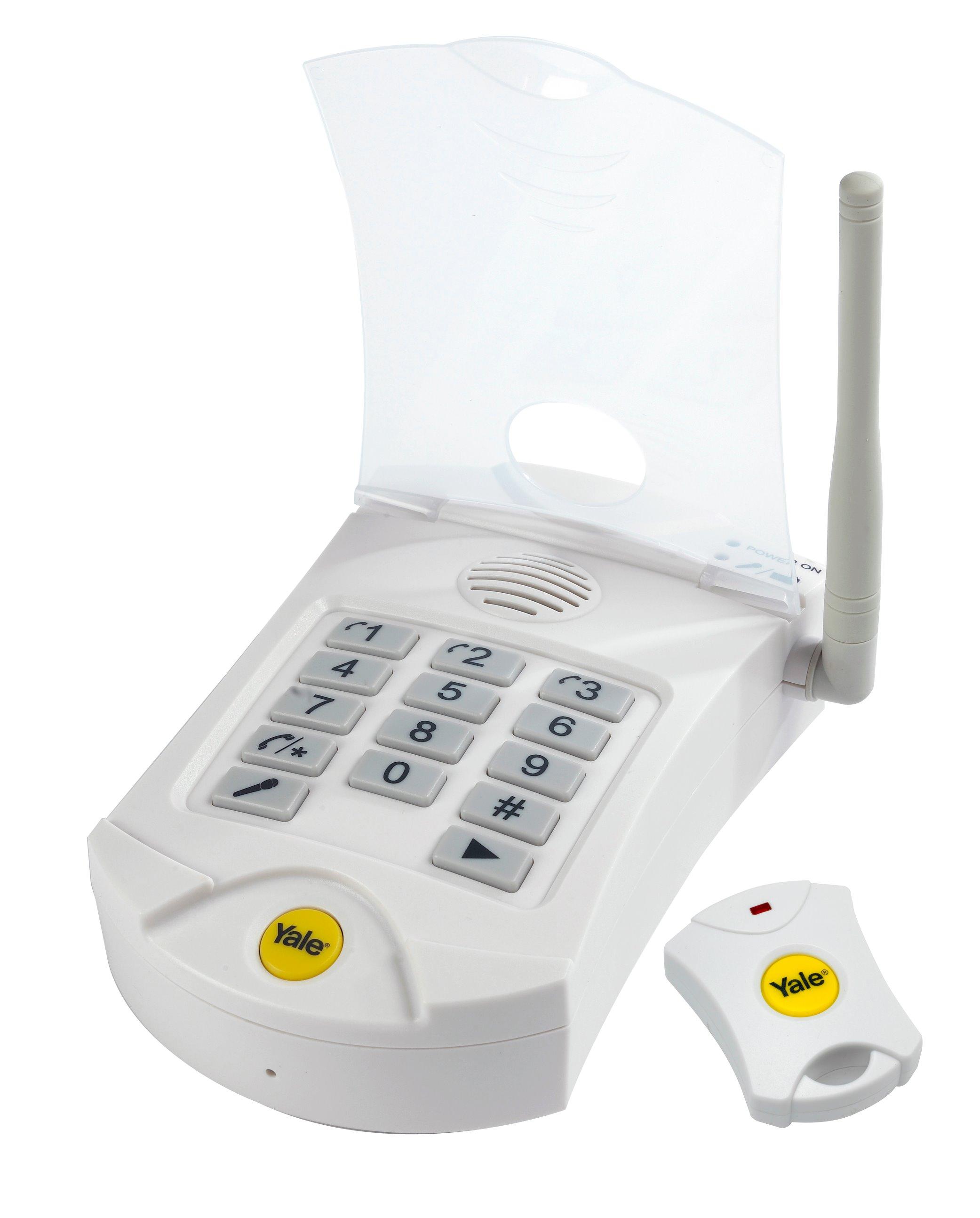 DAS1100 - Distress Alert System
