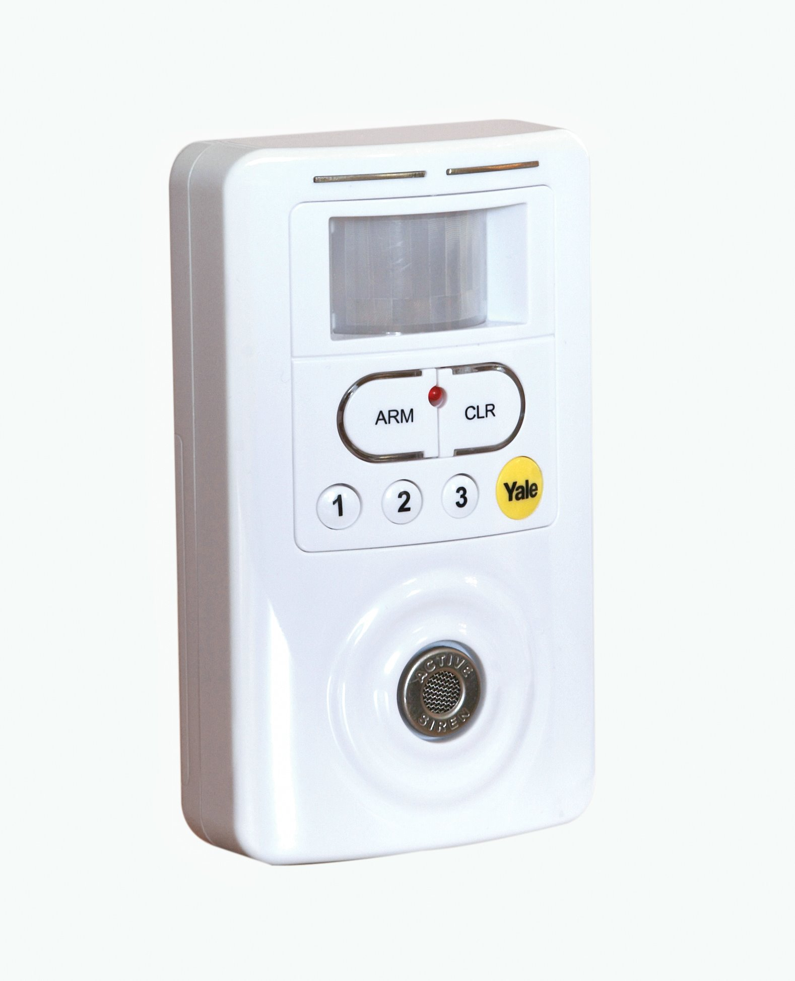 Single Room Alarm With Motion Detector