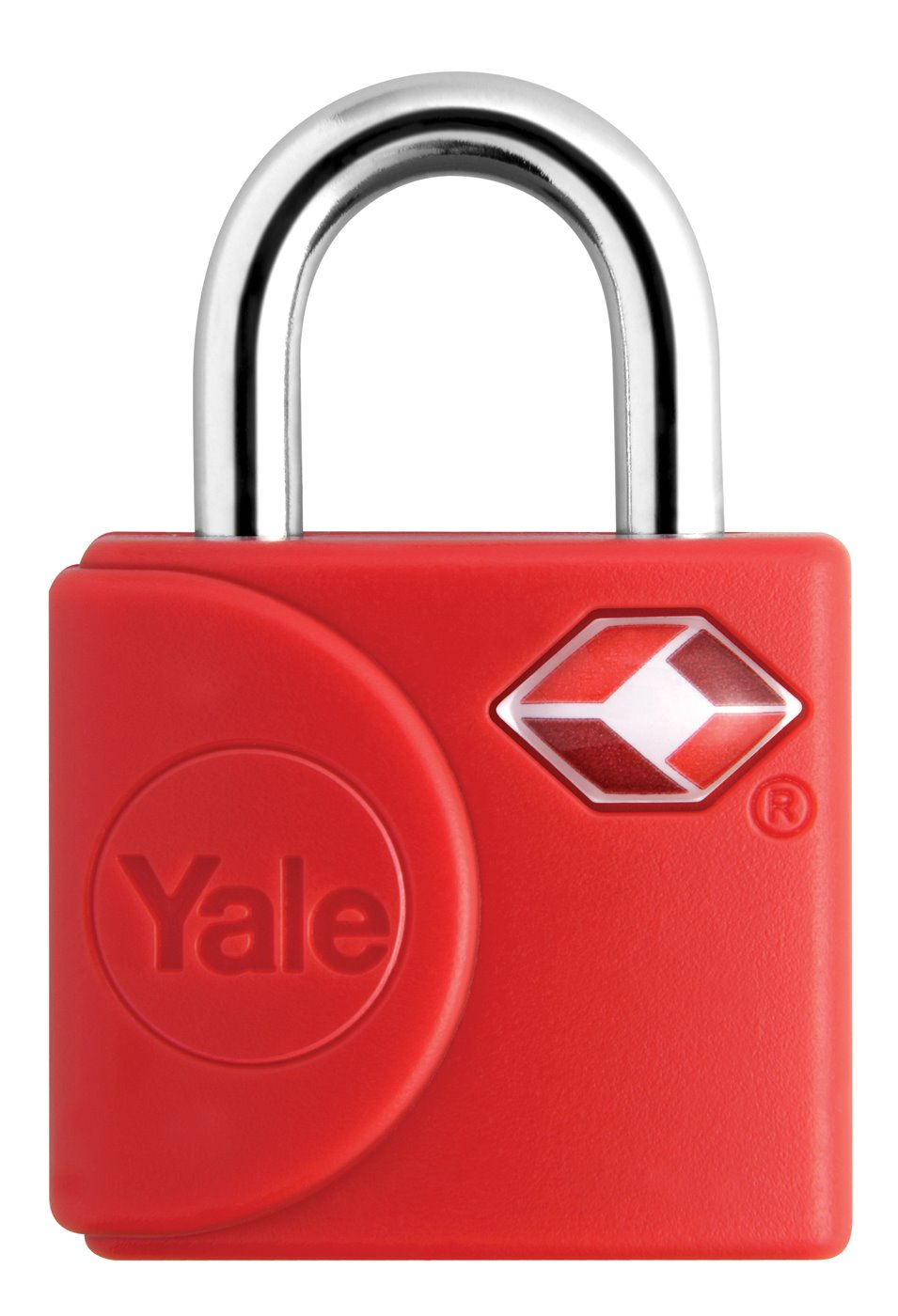 "Travel padlock ""with TSA device"""