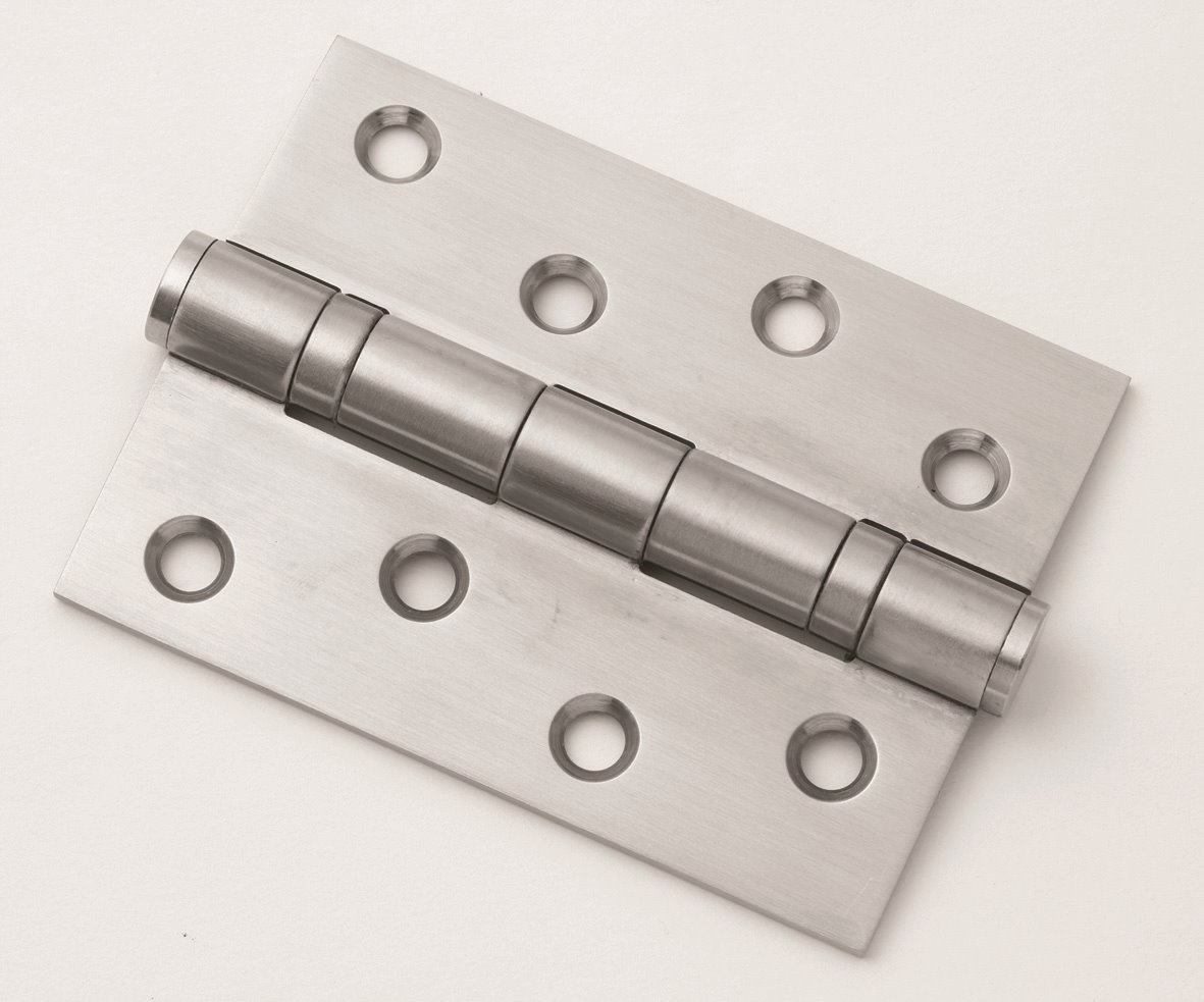 Stainless Steel Ball Bearing Button Tip Hinge