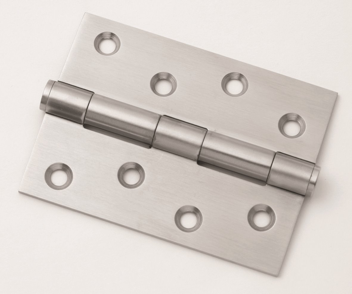 Stainless Steel Button Tipped Hinge