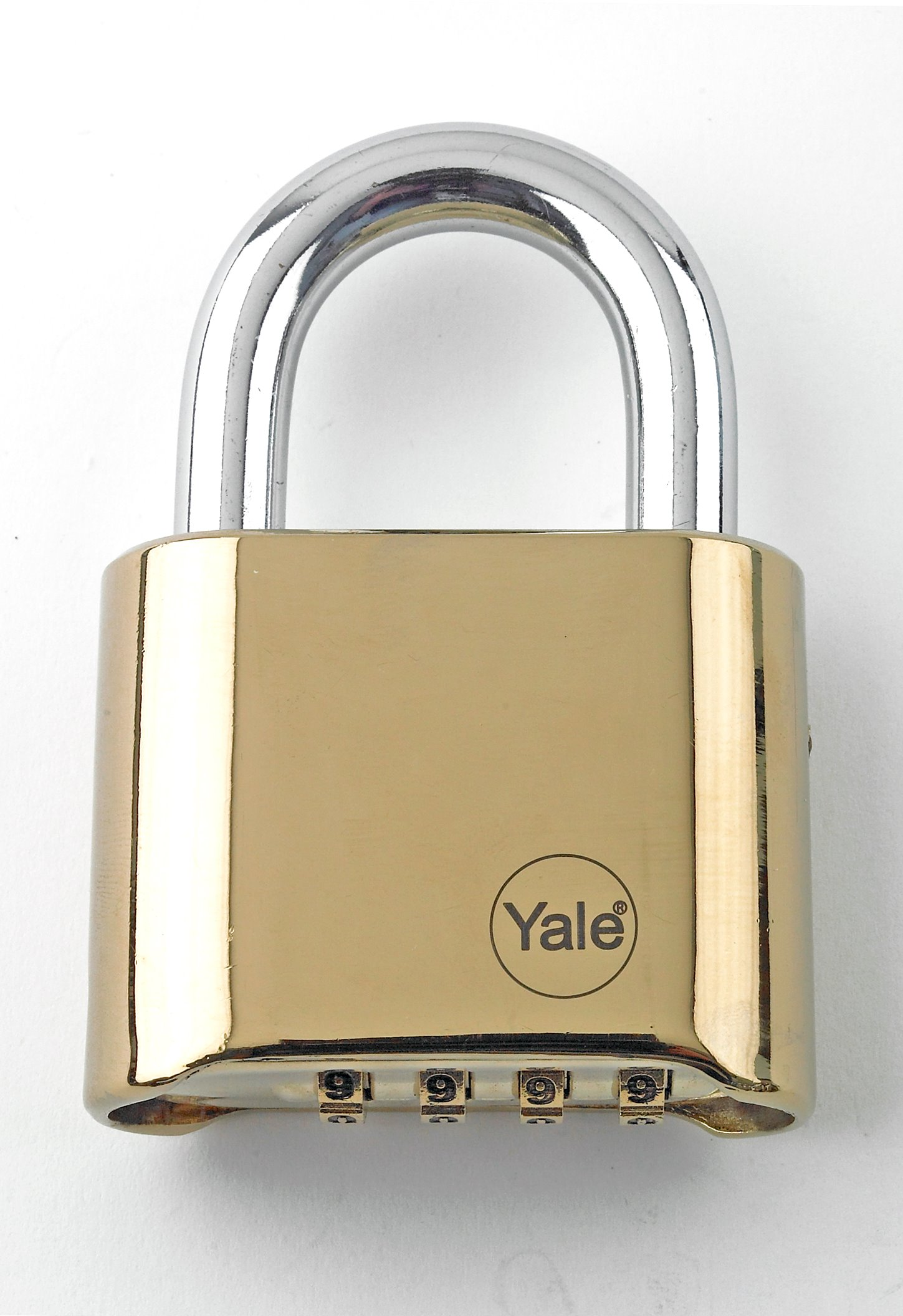 Y126 Brass Combination Padlock