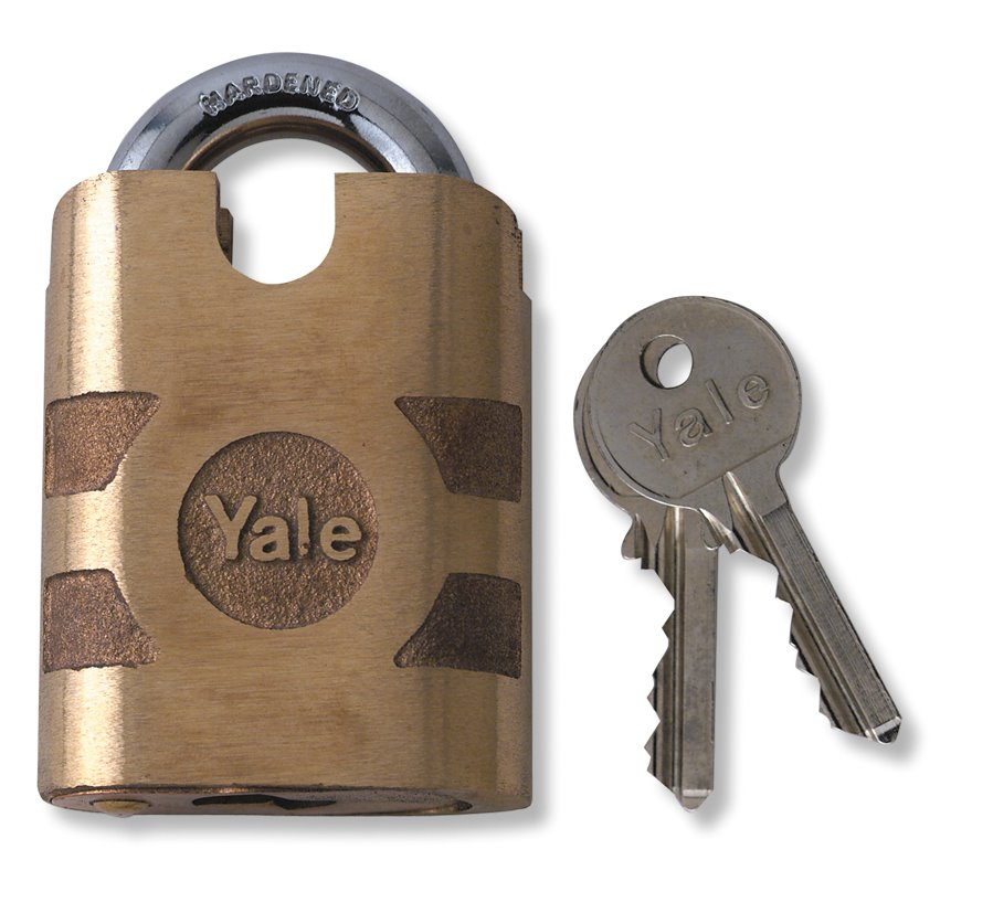 L850 - Bronze Weatherproof Padlocks