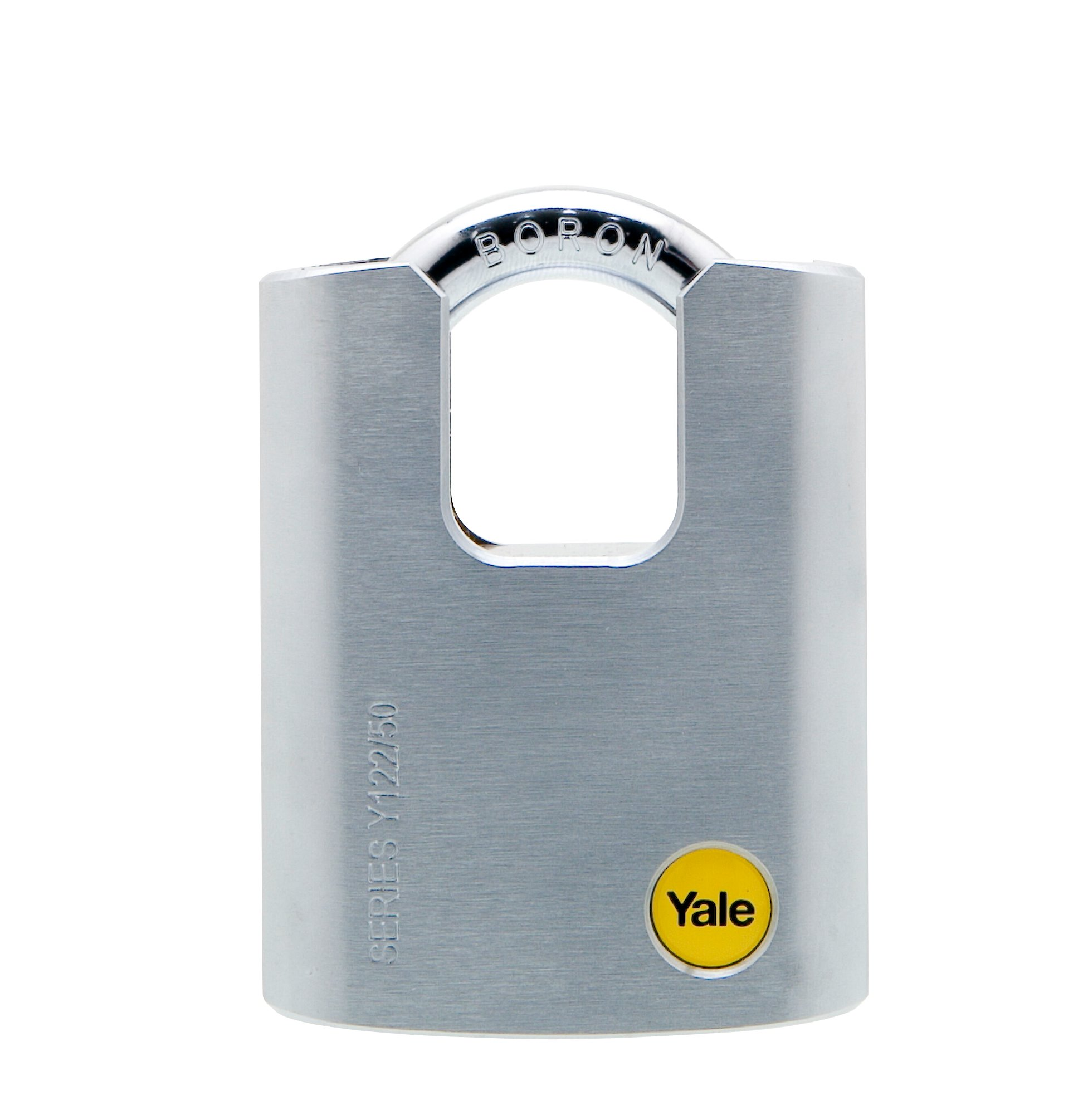 Y210C Closed Shackle High Security Steel Padlock