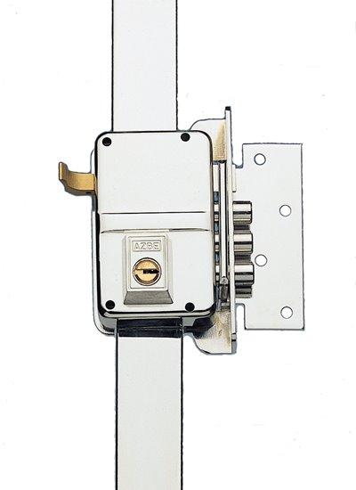 Cerraduras de sobreponer alta seguridad sistemas de - Cerraduras para puertas blindadas ...