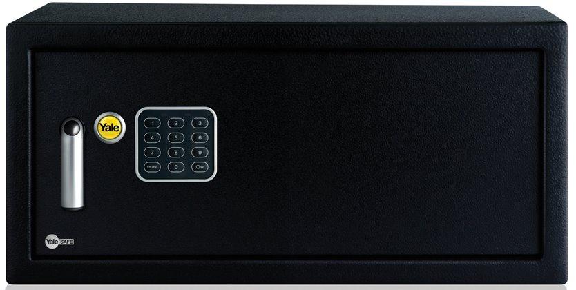 ylv 200 db1 yale home electronic safe box laptop. Black Bedroom Furniture Sets. Home Design Ideas