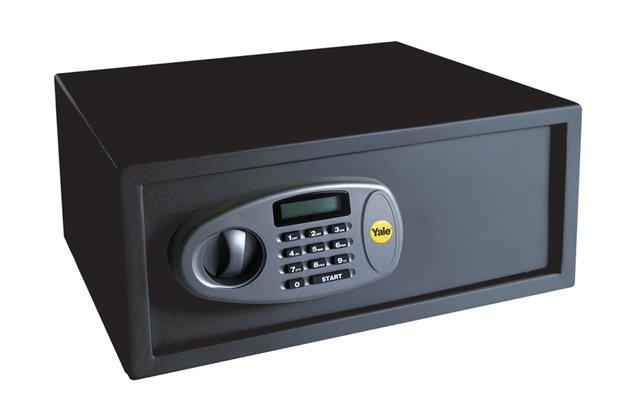 yls 200 db2 yale standard digital safe laptop. Black Bedroom Furniture Sets. Home Design Ideas