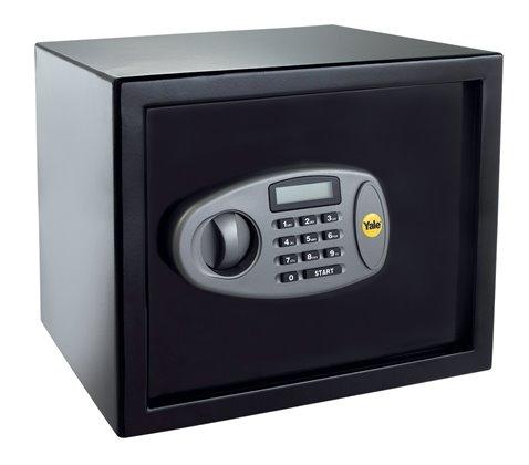 yss 300 db2 yale standard digital safe large. Black Bedroom Furniture Sets. Home Design Ideas