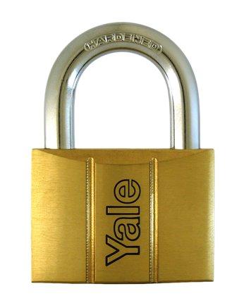 Y140 40 Yale 140 Series Brass Padlock 40mm Yale Asia