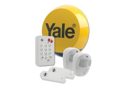 Alarmes yale cadenas serrures verrous cylindres for Ferme porte yale