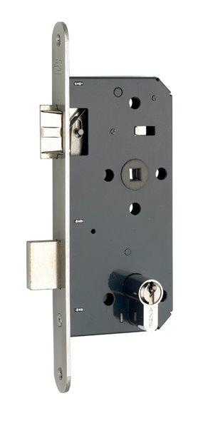 Cerraduras para puertas cortafuego sistemas de seguridad - Mirillas digitales para puertas ...